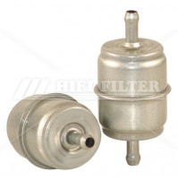 Fuel Petrol Filter For CATERPILLAR 1304634  - Dia. 49 mm - SN5006 - HIFI FILTER